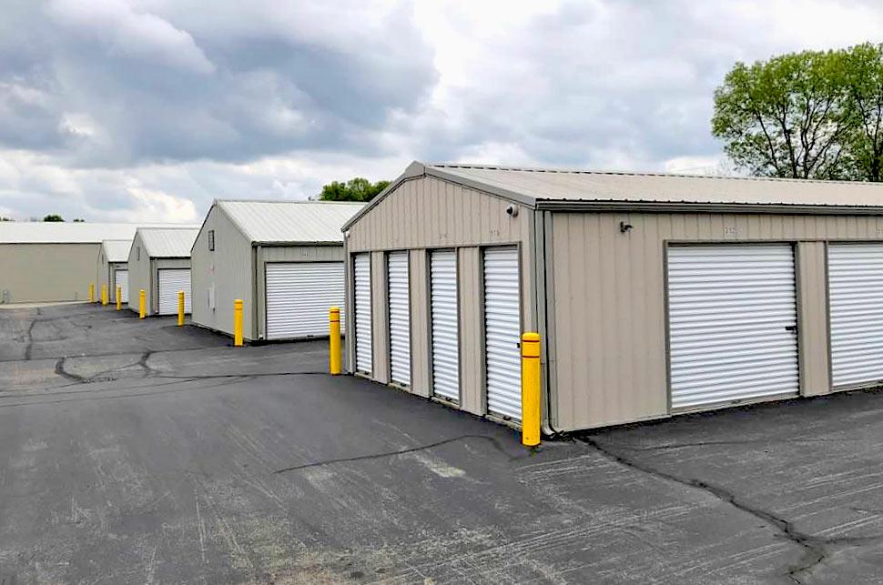 Storage Units Anchor Storage in Shorewood, Illinois
